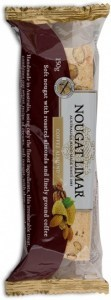 Nougat Limar  Coffee Almond 150g