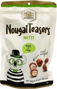 Nougat Limar  Nutty Nougat Teasers 150g