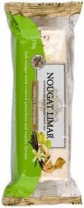 Nougat Limar Vanilla Pistachio 150g