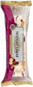 Nougat Limar Wildberry & Macadamia 150g