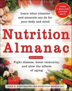 Nutrition Almanac - 6th Edition, John D. Kirschmann