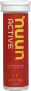 Nuun Active Hydration Citrus Fruit Effervescent Tablets 52g