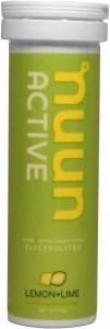 Nuun Active Hydration Lemon + Lime Effervescent Tablets 52g