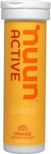 Nuun Active Hydration Orange Effervescent Tablets 52g
