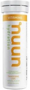 Nuun Vitamins Tangerine Lime Effervescent Tablets 52g