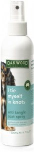 Oakwood I Tie Myself in Knots Anti Tangle Coat Spray 200ml