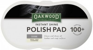 Oakwood Instant Shine Polishing Pad