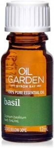 Oil Garden Basil Pure Essential Oil 12ml