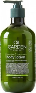 Oil Garden Body Lotion Energise & Rejuvenate 500ml