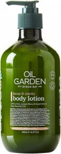 Oil Garden Body Lotion Focus & Clarity 500ml