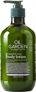 Oil Garden Body Lotion Tranquil & Calm 500ml