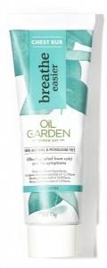 Oil Garden Breathe Chest Rub Tube 75g