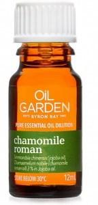 Oil Garden Chamomile Roman 3% Pure Essential Oil 12ml