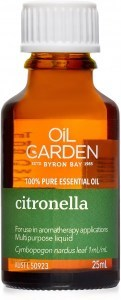 Oil Garden Citronella Pure Essential Oil 25ml
