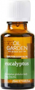 Oil Garden Eucalyptus Pure Essential Oil 25ml