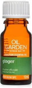 Oil Garden Ginger Pure Essential Oil 12ml