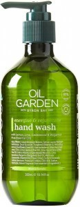 Oil Garden Hand Wash Energise & Rejuvenate 300ml