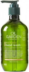 Oil Garden Hand Wash Focus & Clarity 300ml