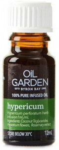 Oil Garden Hypericum Pure Infused Oil 12ml