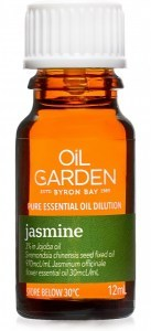 Oil Garden Jasmine 3% Pure Essential Oil 12ml