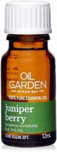 Oil Garden Juniper Berry Pure Essential Oil 12ml