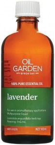 Oil Garden Lavender Pure Essential Oil 100ml
