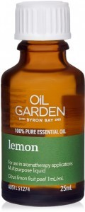 Oil Garden Lemon Pure Essential Oil 25ml