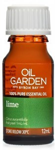 Oil Garden Lime Pure Essential Oil 12ml