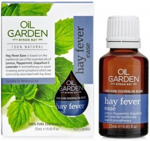 Oil Garden Medicinal Blend Hayfever 25ml