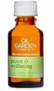 Oil Garden Peace&Wellbeing Pure Essential Oil Blends 25ml