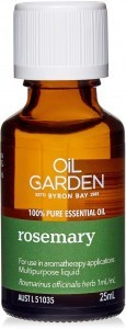 Oil Garden Rosemary Pure Essential Oil 25ml
