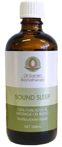 Oil Garden Sound Sleep Pure Massage Oil Blends 100ml