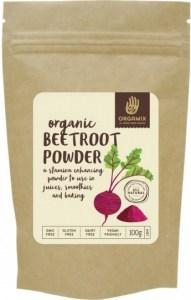 Orgamix Organic Beetroot Powder  100g