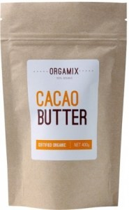 Orgamix Organic Cacao Butter  400g