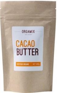 Orgamix Organic Cacao Butter  400g