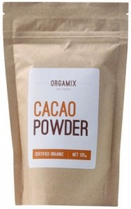 Orgamix Organic Cacao Powder  125g