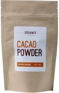 Orgamix Organic Cacao Powder  250g