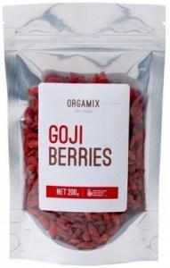 Orgamix Organic Goji Berries  200g
