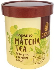 Orgamix Organic Matcha Tea Powder  75g
