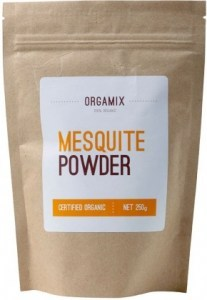 Orgamix Organic Mesquite Powder  250g
