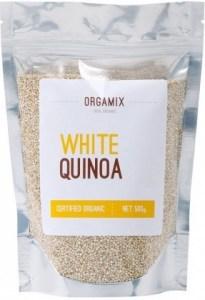 Orgamix Organic White Quinoa  500g
