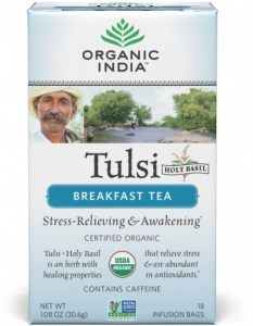 Organic India Tulsi Breakfast Tea 18Teabags