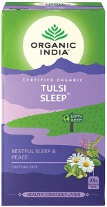 Organic India Wellness Tulsi Sleep Tea 25Teabags