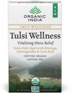 Organic India Wellness Tulsi Tea 18Teabags