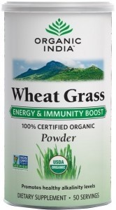Organic India Wheat Grass Powder 100g