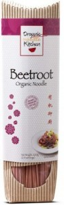 Organic Noodle Kitchen Beetroot 200g