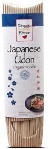 Organic Noodle Kitchen Japanese Udon Noodles 200g