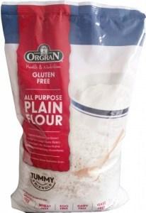 Orgran All Purpose Plain Flour 1Kg