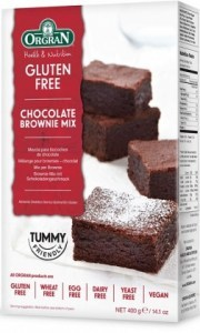 Orgran Brownie Mix Choc Flavour  400g