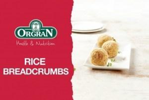 Orgran Bulk Rice Breadcrumbs 8Kg